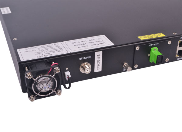 1550nm Internal Modulation Optical Transmitter